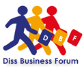 Diss Business Forum logo